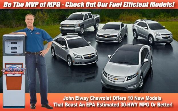 John elway chevy dealership for John elway motors denver co