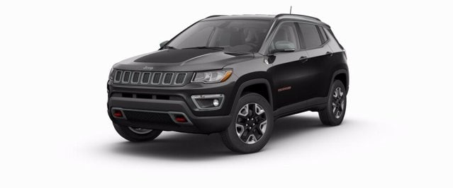 2017 Jeep New Compass Trailhawk SUV
