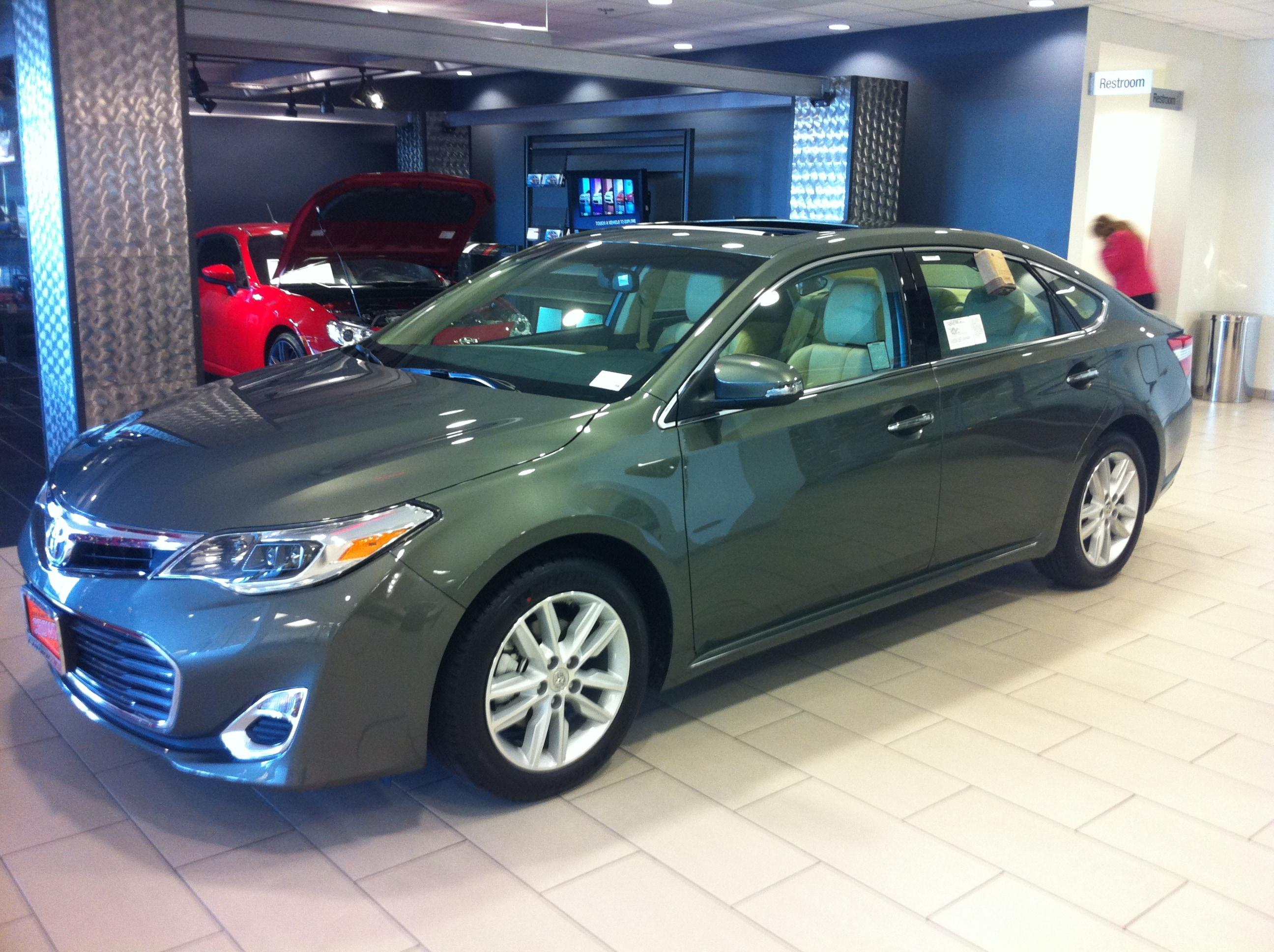 John Elway S Crown Toyota New Toyota Dealership In