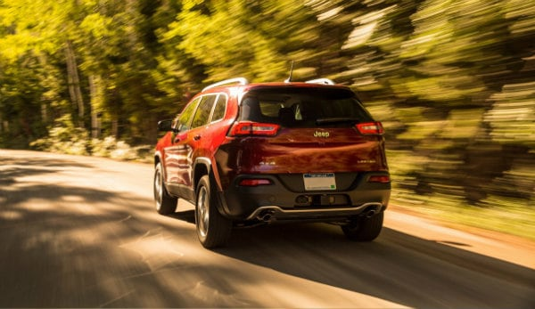 2017 Jeep Cherokee in Indiana