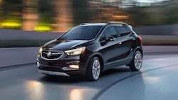 2017 Buick Encore in Southern California