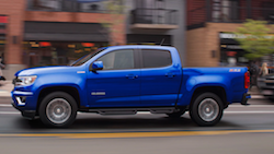 2017 Chevrolet Colorado in Southern Indiana