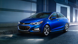 2017 Chevrolet Cruze in Southern Indiana