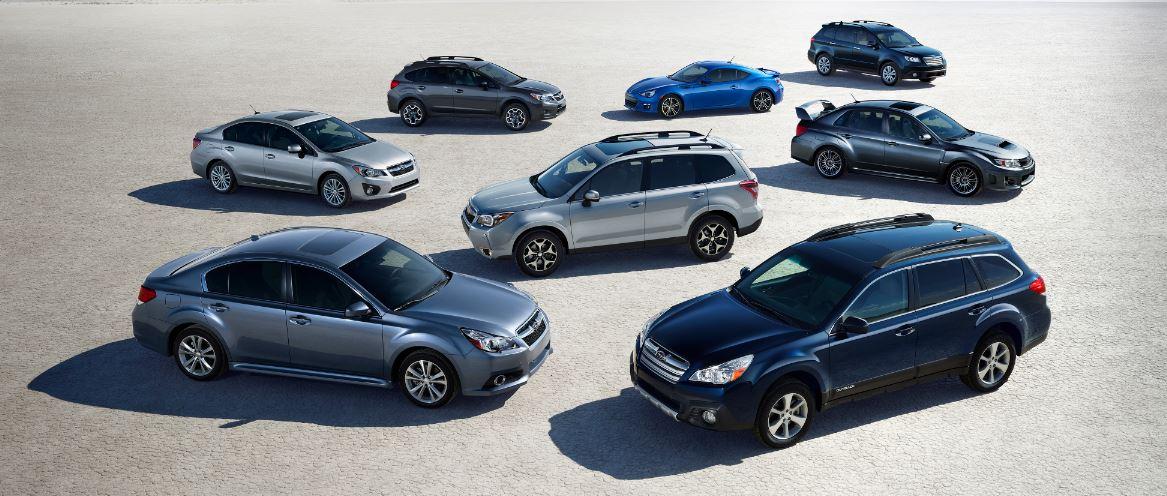 Subaru Model Awards Johnson Subaru Of Cary