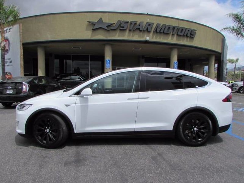 Used 2016 Tesla Model X 90d For Sale Anaheim Hills Ca