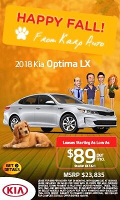 New Kia ...