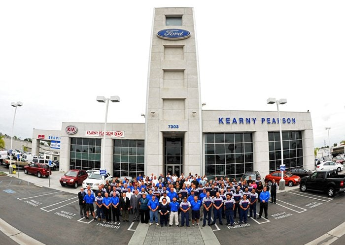 About Kearny Pearson Ford A Ford Dealership In San Diego - Ford dealers in san diego