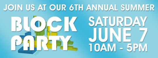 The 6th Annual 2014 Keeler Summer Block Party