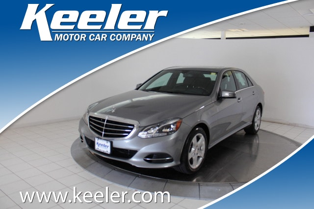 2014 Mercedes-Benz E-Class E350 4MATIC Sedan WDDHF8JB5EB008323