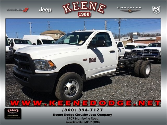 2017 Ram 3500 Chassis TradesmanSLT This vehicle wont be on the lot long This vehicle glistens i