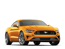 McComb Ford Mustang