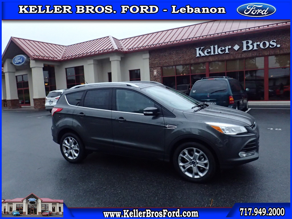 Keller Bros Ford Lebanon Pa