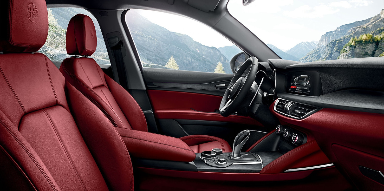 2018 Alfa Romeo Stelvio Price Trims Features And More Kelly