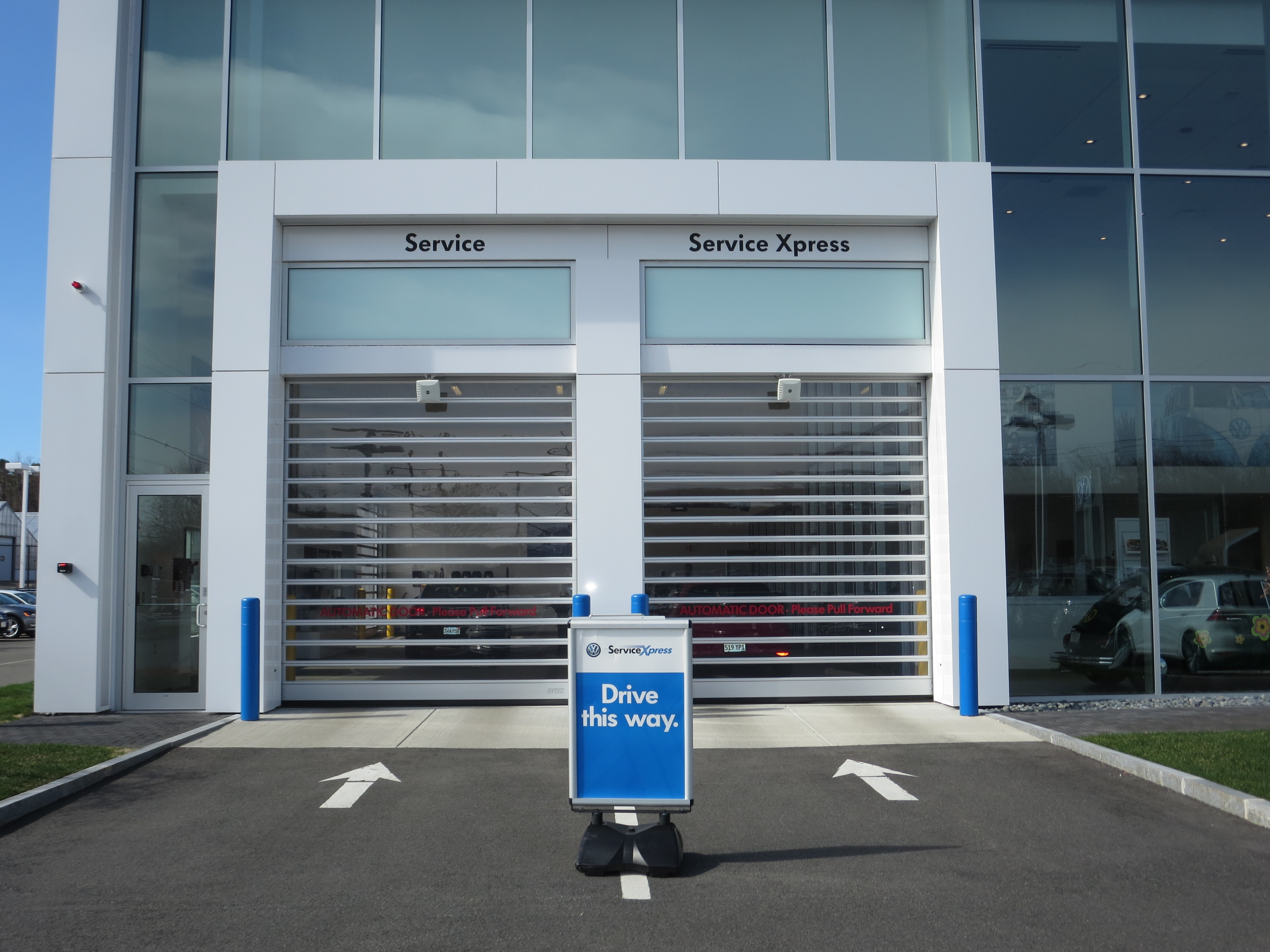 Kelly Volkswagen Service Center Danvers Massachusetts