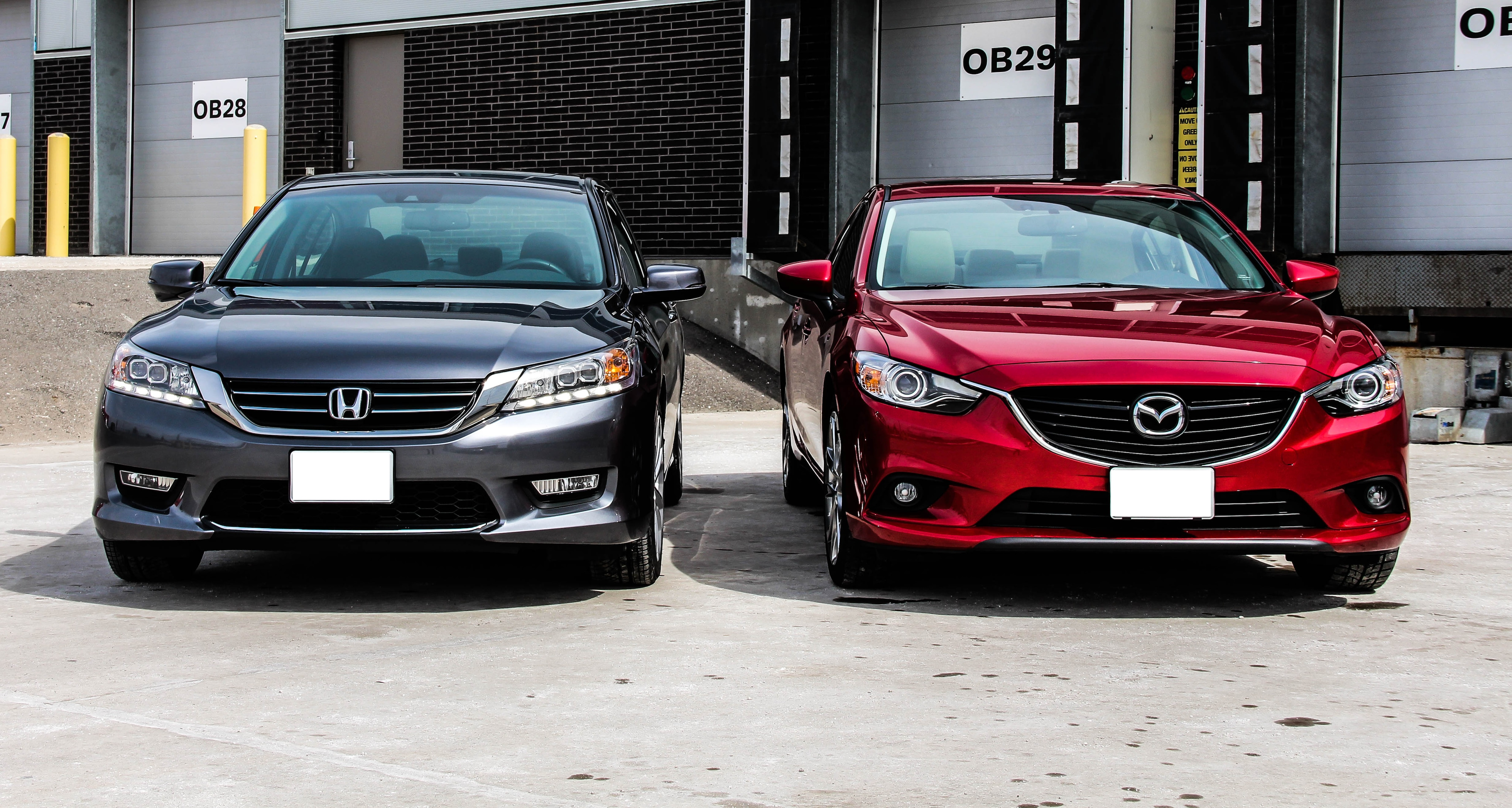 VWVortexcom  Which family car to buy Mazda 6 vs Honda Accord or