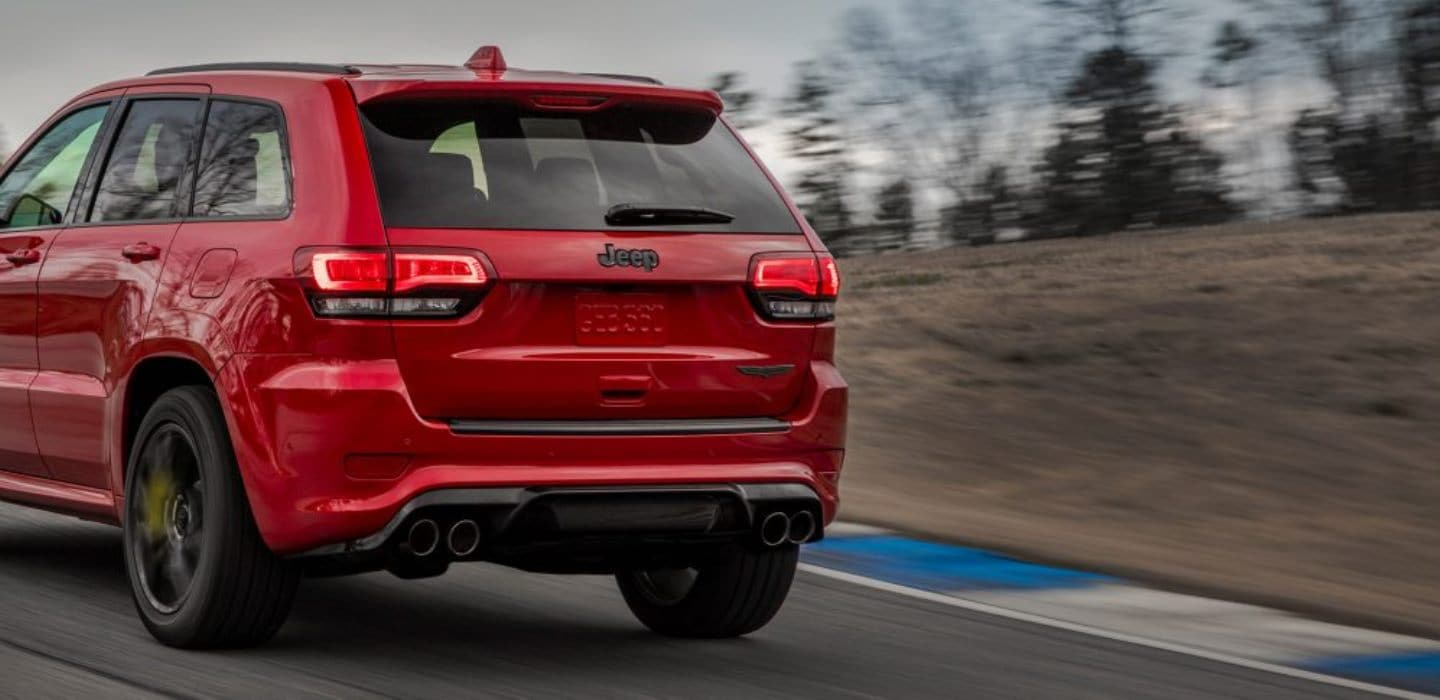 2018 Jeep Grand Cherokee Trackhawk SUV Now Available At ...