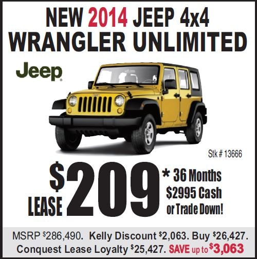 Jeep And Chrysler Newspaper Offers In Massachusetts