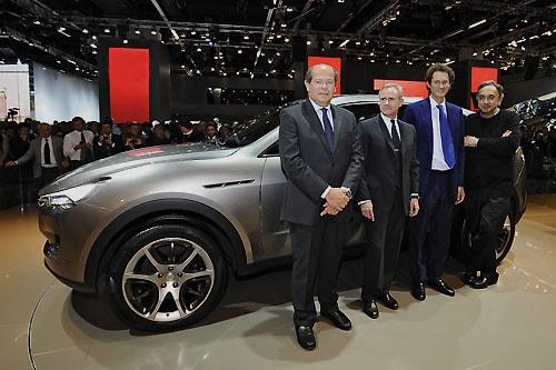 Kelly Maserati Maserati Nabs Two Chrysler Execs To Lead Brand Into