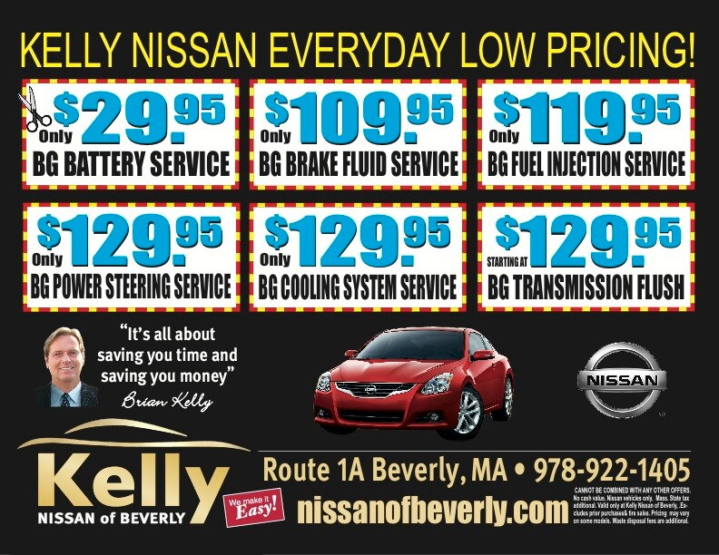 Kelly Nissan Beverly Used Cars