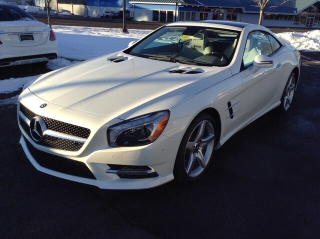 New 2016 mercedes benz sl for sale or for Mercedes benz of bend