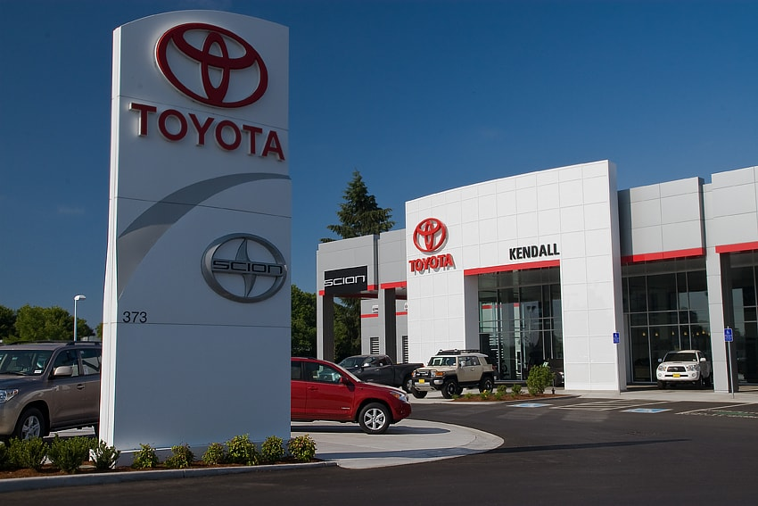 About Kendall Toyota Of Eugene Toyota Dealership