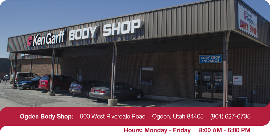 Body Shop Ogden Riverdale UT