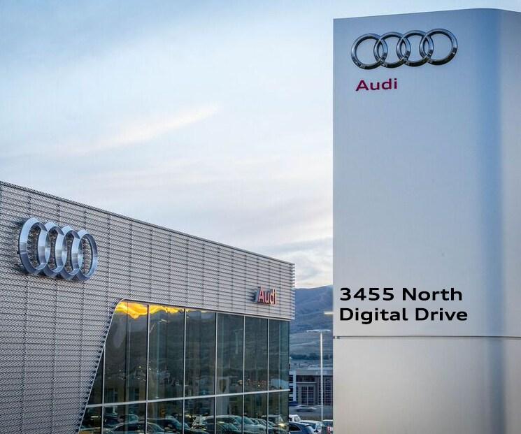 Audi Lehi Near Salt Lake City