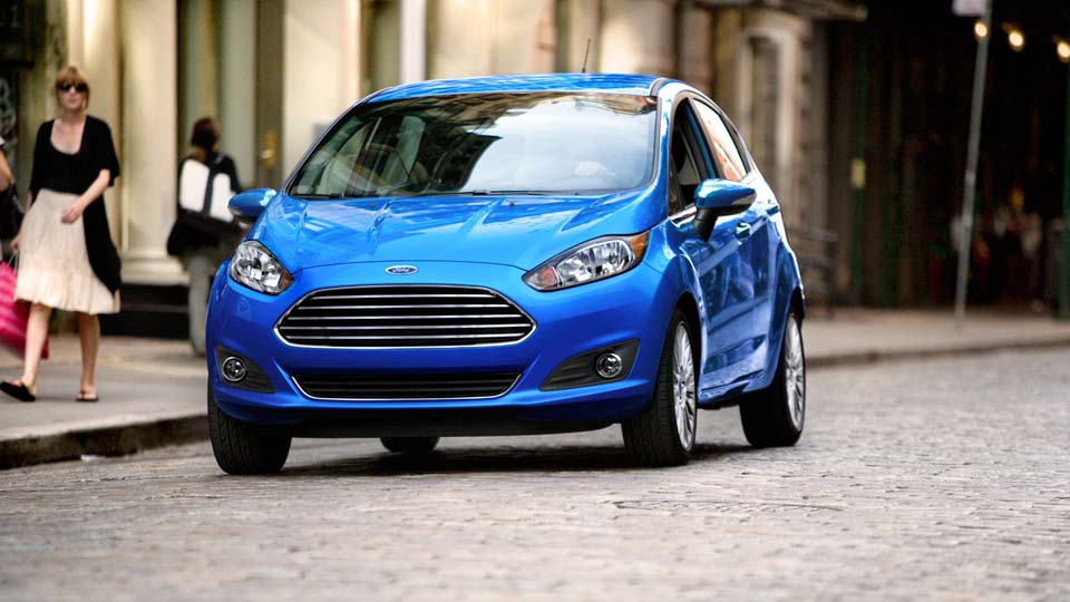 2014 Ford Fiesta  KG Ford