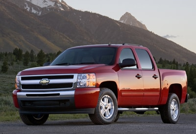 Chevy Silverado Or Ford F150
