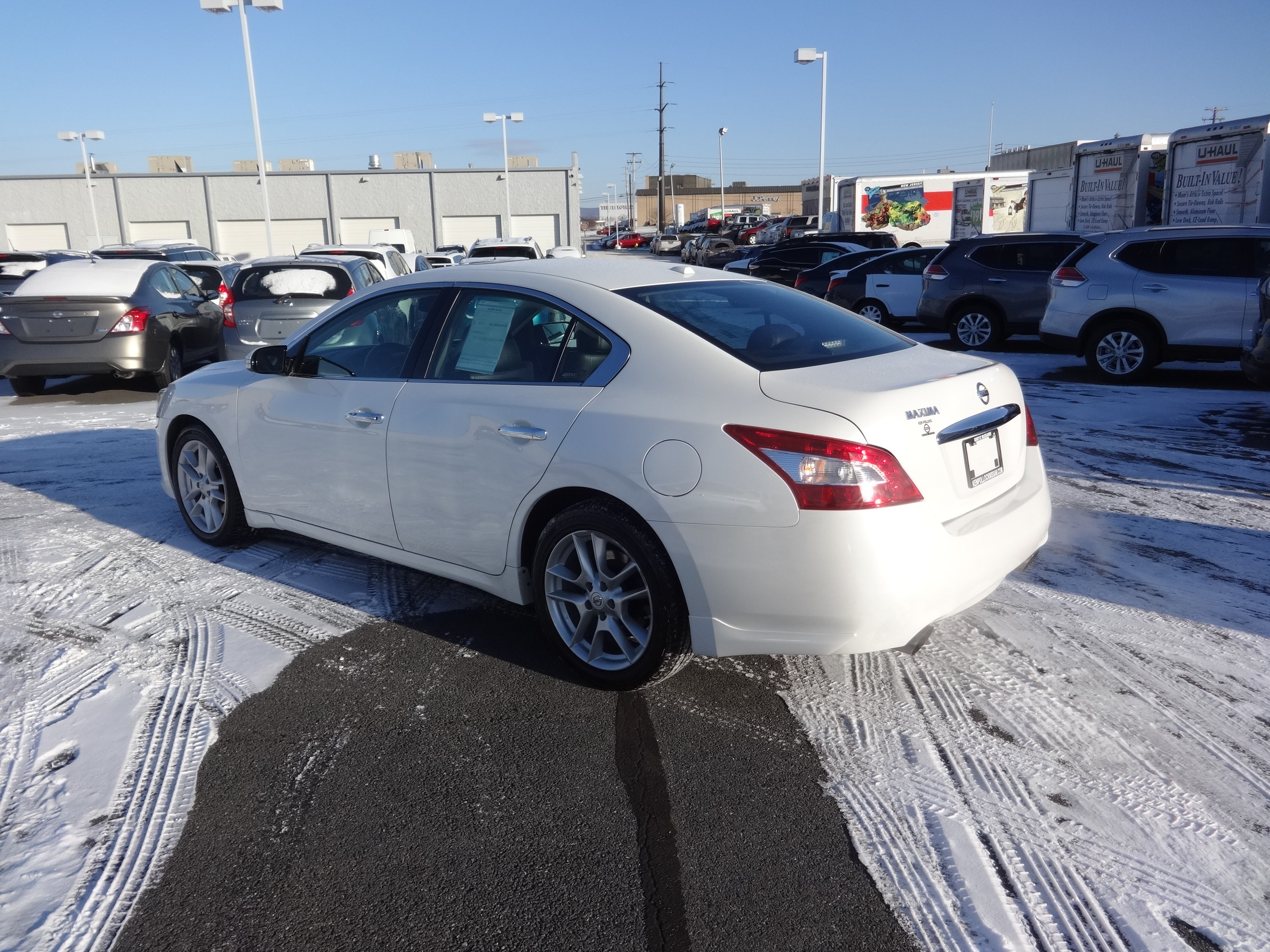 Certified Pre Owned Ken Pollock Nissan Upcomingcarshq Com