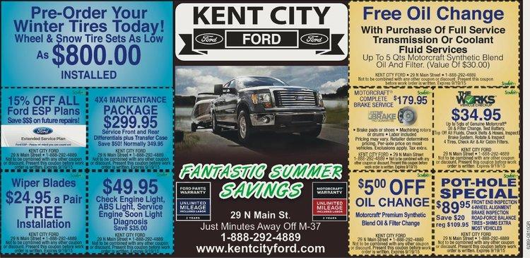 Although ...  sc 1 st  Kent City Ford & Kent City Ford | New Ford dealership in Kent City MI 49330 markmcfarlin.com