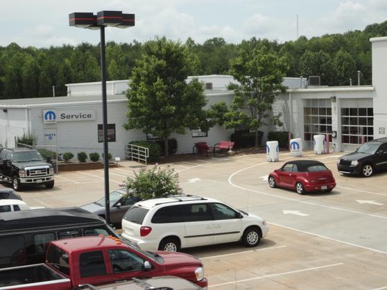 Directions Dodge Chrysler Jeep Ram Dealer Kernersville Nc