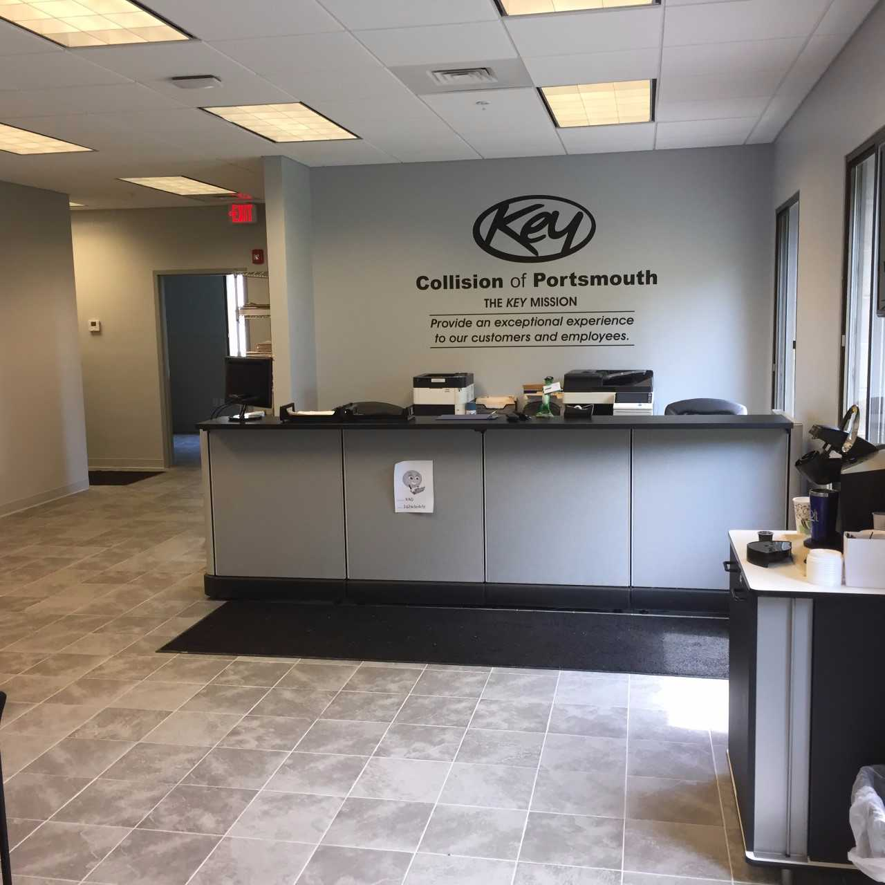 Key Collision Center of Portsmouth | New and Used Auto ...