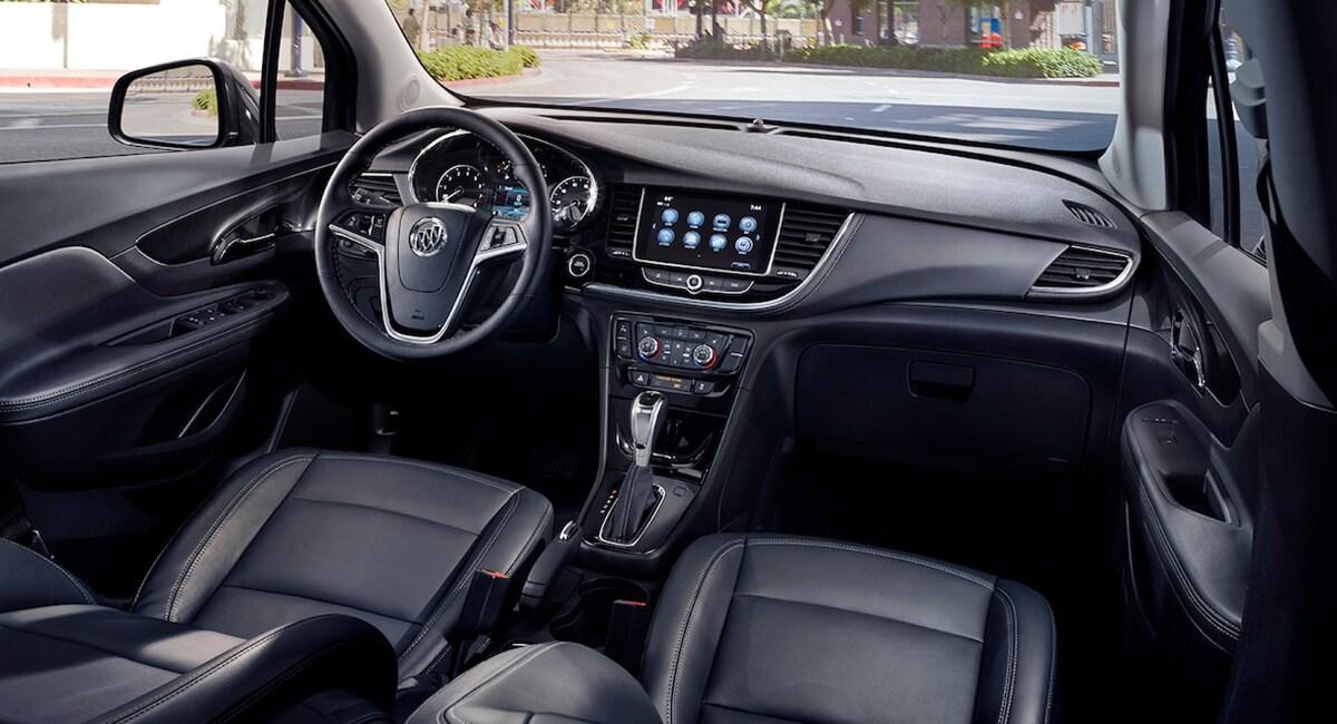2018 Buick Interior