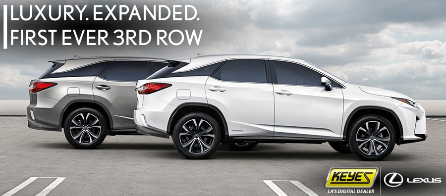 Keyes Lexus | COMING EARLY FEBRUARY 2018 RXL 350 / RXL 450h