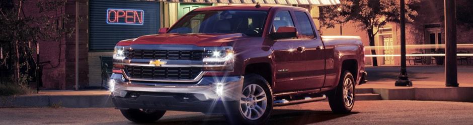 2018 chevrolet silverado lease deals