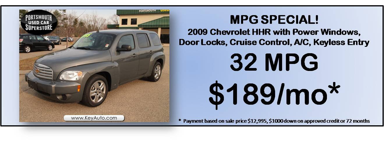 Cars with good gas mileage in Portsmouth, NH