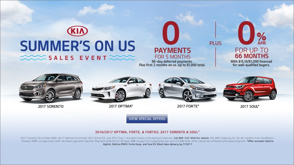 Kia of Jamestown New & Used Car Dealership