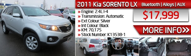 New 2013 Kia Car Offers