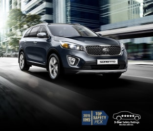 KIA Sorento Lease Deals New Jersey - Philadelphia PA