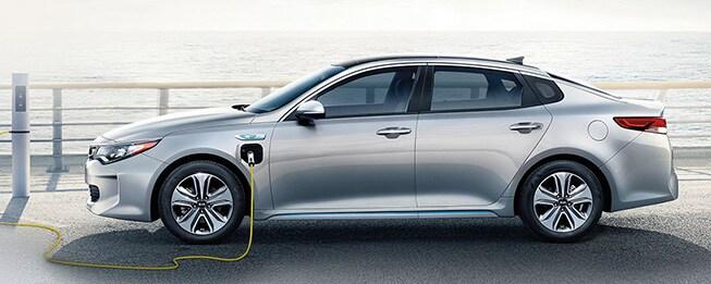 New 2017 Kia Optima Hybrid Plug-In for sale in New Bern NC