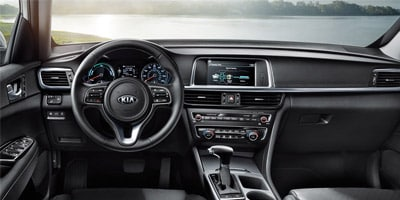 2017 Kia Hybrid EX in New Bern NC