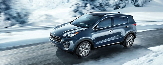 New 2017 Kia Sportage for sale in New Bern NC