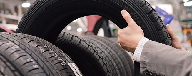 Kia Of New Bern Tire Services In New Bern NC