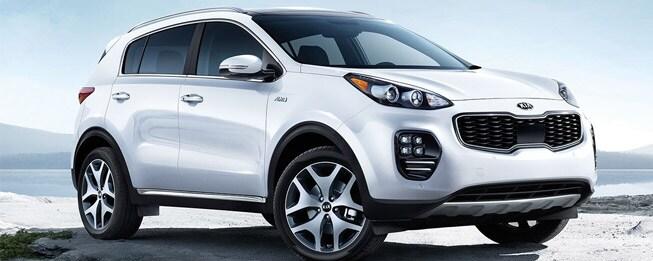New Kia SUVs for sale in New Bern NC