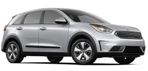 2017 Kia Niro in New Bern NC