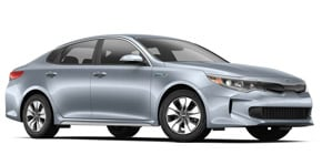 2017 Kia Optima Hybrid in New Bern NC