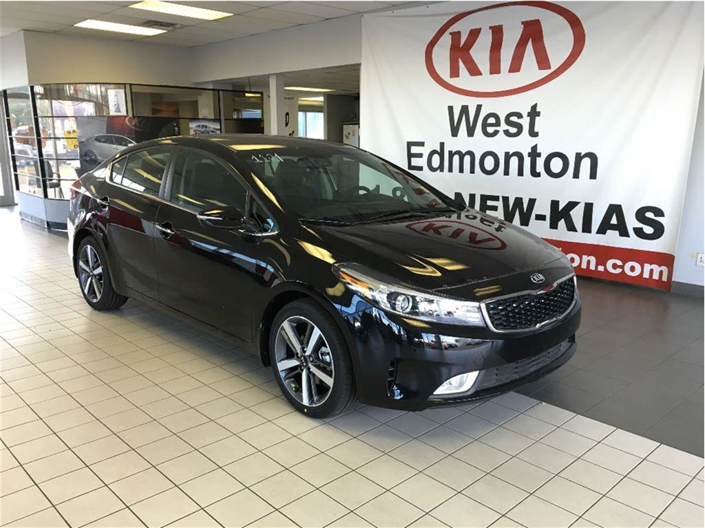 2017 Kia Forte EX LUXURY FWD 2.0L NO HIDDEN FEES Sedan