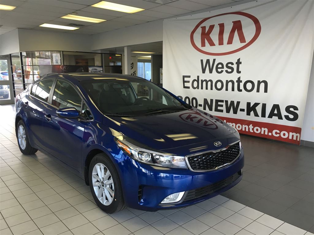 2017 Kia Forte EX FWD 2.0L NO HIDDEN FEES Sedan