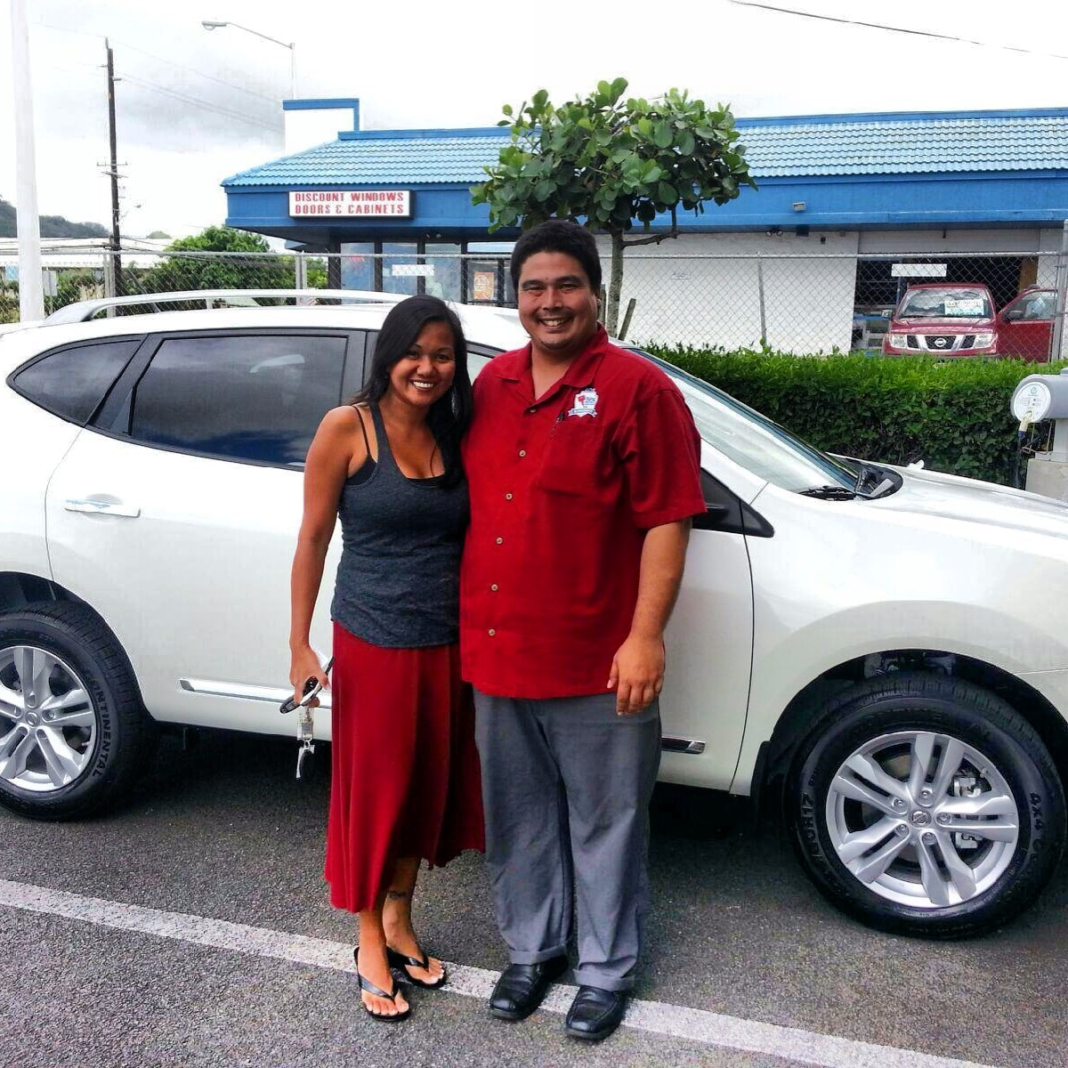 King Windward Nissan Testimonials Kaneohe Nissan Dealer